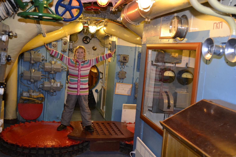 североморск лодка музей